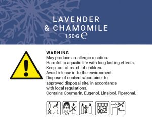 Botanical Forrest - Lavender & Chamomile 150g